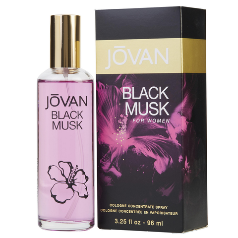 Jovan Black Musk by Jovan 96ml Cologne for Women