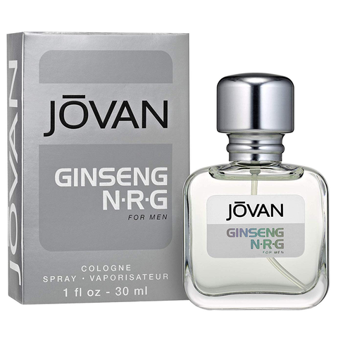 Ginseng N.R.G by Jovan 30ml EDC for Men