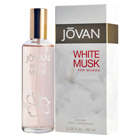 White Musk by Jovan 96ml Cologne for Women