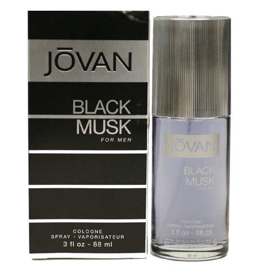 Jovan Black Musk by Jovan 88ml EDC