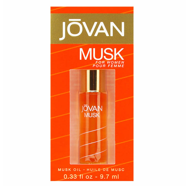 Jovan Musk Oil by Jovan 9.7ml