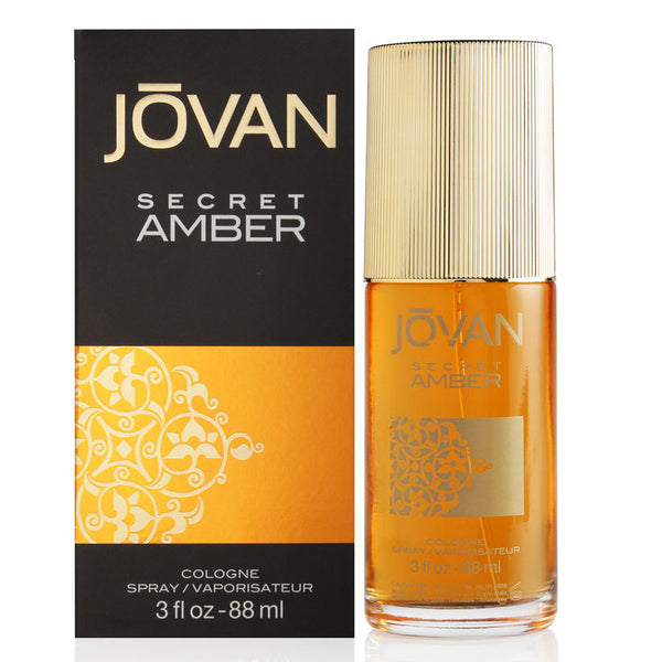 Secret Amber by Jovan 88ml EDC