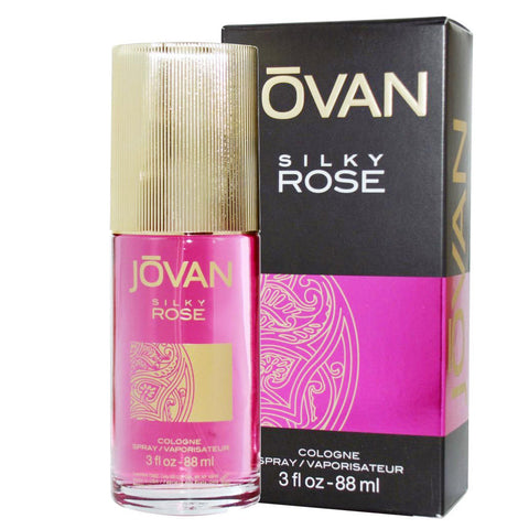 Silky Rose by Jovan 88ml EDC