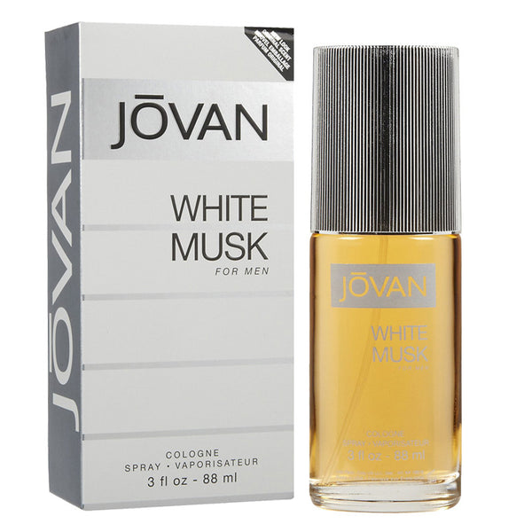 White Musk by Jovan for Men 88ml