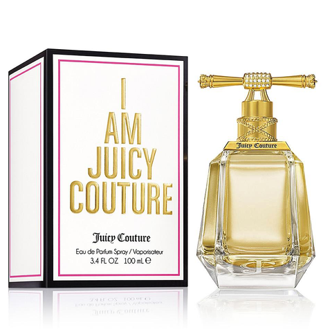 I Am Juicy Couture by Juicy Couture 100ml EDP