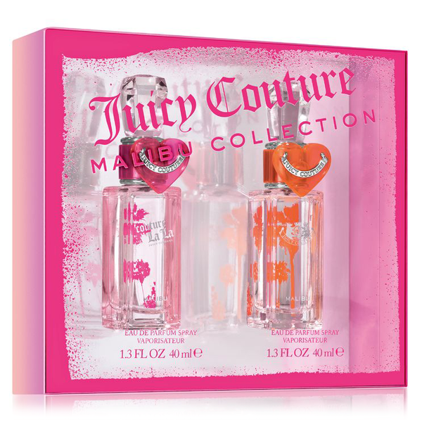 Juicy Couture Malibu Collection 2 Piece Gift Set