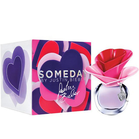 Someday by Justin Bieber 100ml EDP