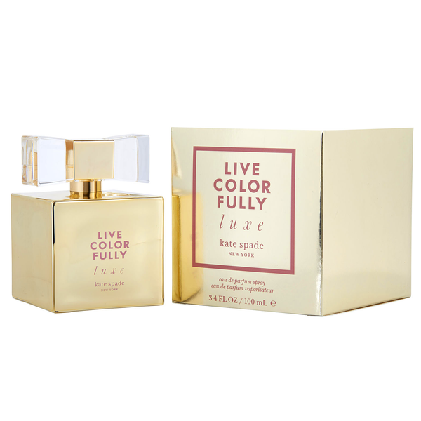 Live Colorfully Luxe by Kate Spade 100ml EDP