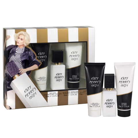 Indi by Katy Perry 30ml EDP 3 Piece Gift Set