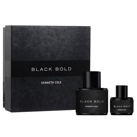 Black Bold by Kenneth Cole 100ml EDP 2 Piece Gift Set