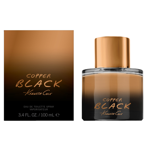 Black Copper by Kenneth Cole 100ml EDT for Men