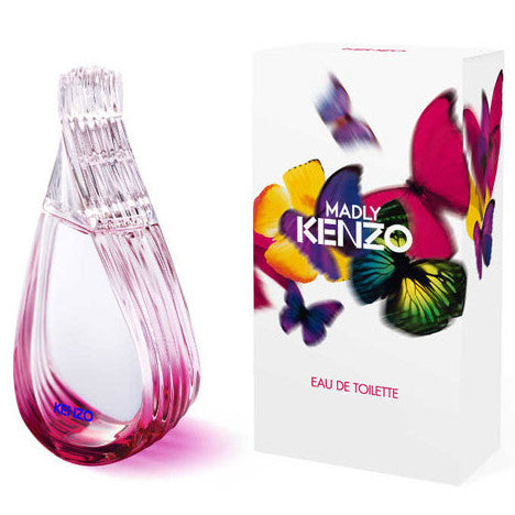 Madly Kenzo by Kenzo 80ml EDT for Women