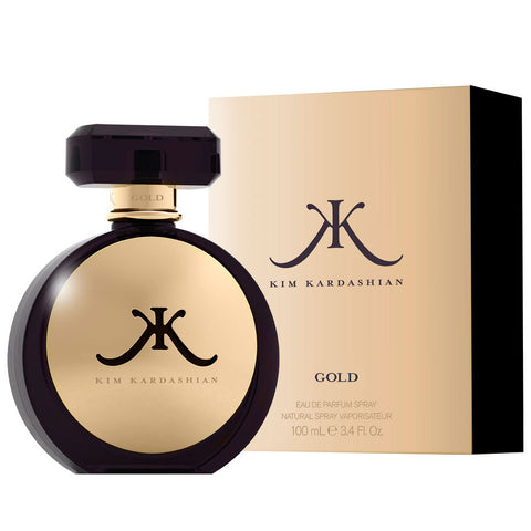 Gold by Kim Kardashian 100ml EDP for Women