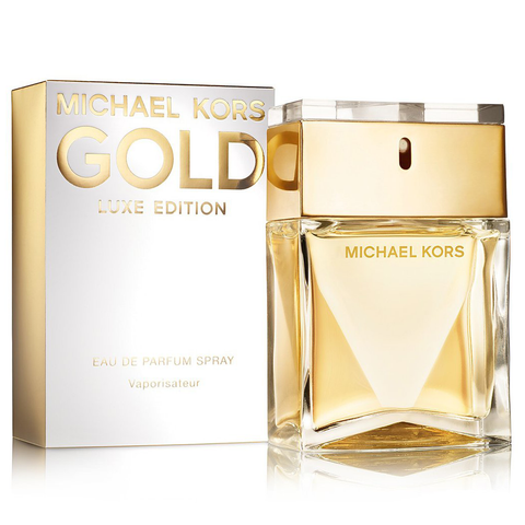 Michael Kors Gold Luxe Edition 100ml EDP for Women