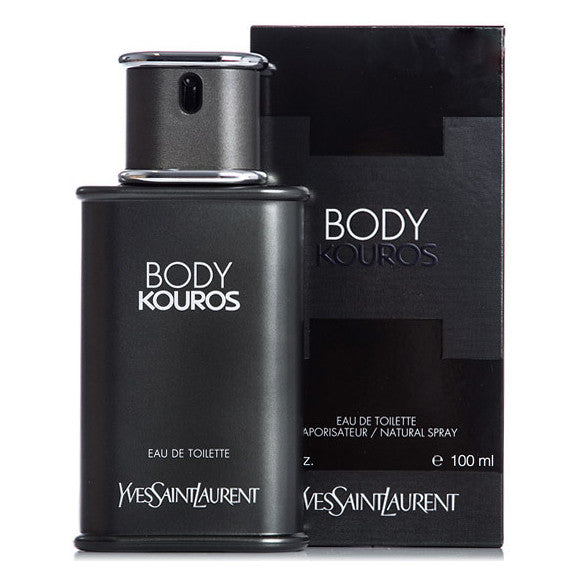 Perfume Body Kouros Masculino: Kouros Body By Yves Saint Laurent 100ml EDT