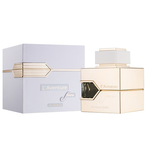 L'Aventure Femme by Al Haramain 100ml EDP