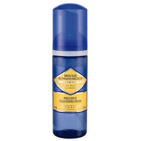 Immortelle Precious Cleansing Foam by L'Occitane 150ml