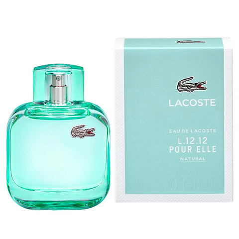 L.12.12 Pour Elle Natural by Lacoste 90ml EDT