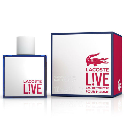 LIVE by Lacoste 100ml EDT