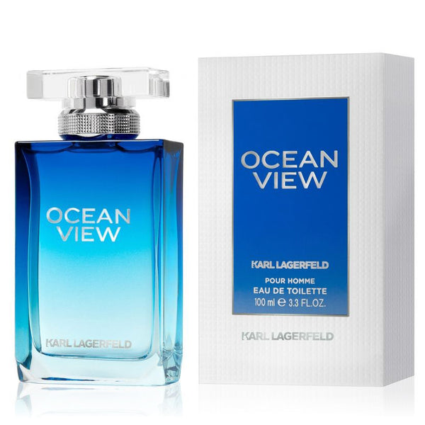 Ocean View by Karl Lagerfeld 100ml EDT