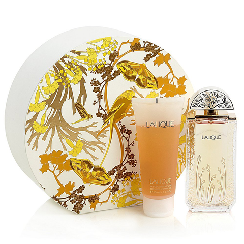 Lalique by Lalique 100ml EDP 2 Piece Gift Set