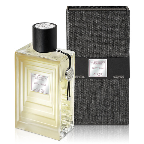 Les Compositions Parfumees Electrum by Lalique 100ml EDP