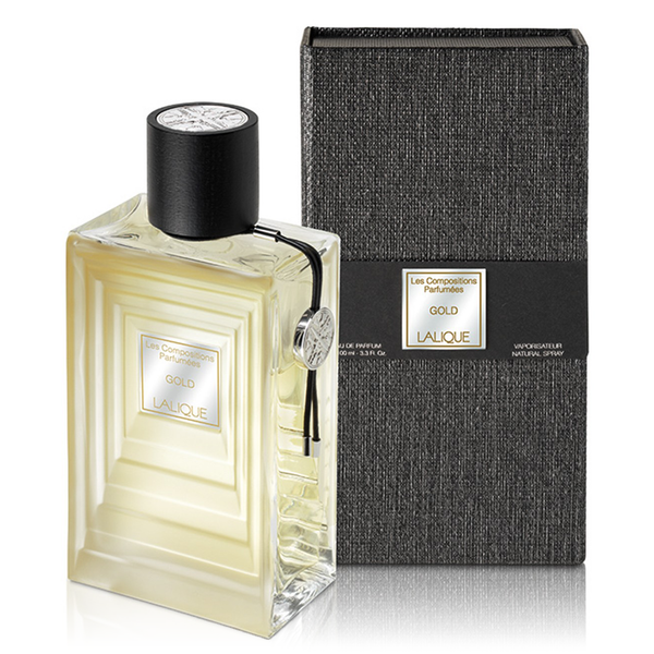 Les Compositions Parfumees Gold by Lalique 100ml EDP