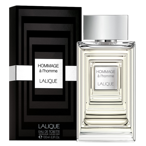 Hommage A L'Homme by Lalique 100ml EDT