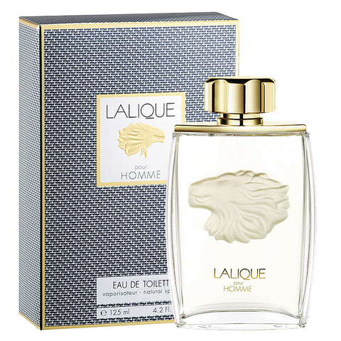 Lalique Pour Homme by Lalique 125ml EDT for Men