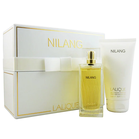 Nilang by Lalique 100ml EDP 2 Piece Gift Set