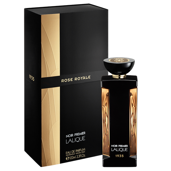 Rose Royale by Lalique 100ml EDP