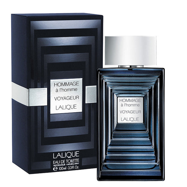 Hommage Voyageur by Lalique 100ml EDT