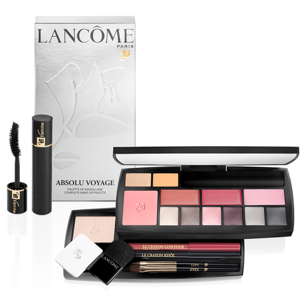 Lancome Absolu Voyage Complete Expert Makeup Palette