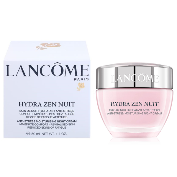 Lancome Hydra Zen Nuit Anti-Stress 50ml Moisturizing Cream