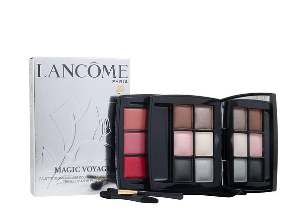 Lancome Magic Voyage Lip and Eye Palette Set