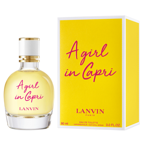 A Girl In Capri by Lanvin 90ml EDT for Women