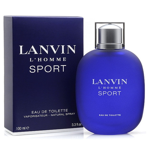 L'Homme Sport by Lanvin 100ml EDT for Men