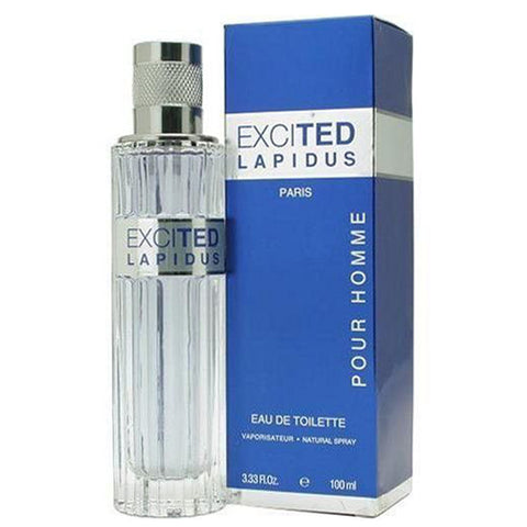 Excited by Ted Lapidus 100ml EDT for Men