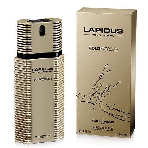 Gold Extreme by Ted Lapidus 100ml EDT