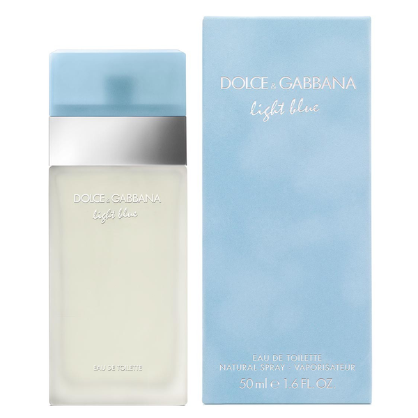 Light Blue by Dolce & Gabbana 50ml EDT for Women