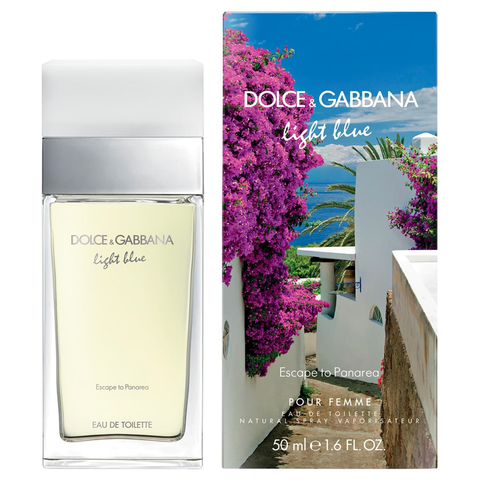 Light Blue Escape to Panarea by Dolce & Gabbana 50ml EDT