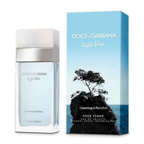 Light Blue Dreaming in Portofino by D&G 100ml EDT