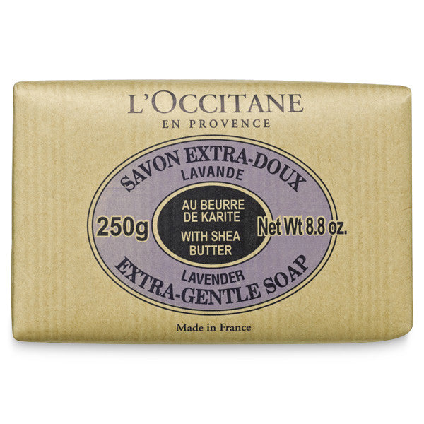 L'Occitane Shea Butter Extra Gentle Soap 250g - Lavender