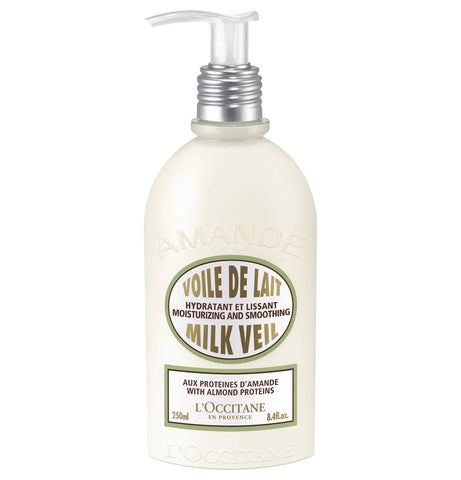 L'Occitane Moisturizing and Smoothing Milk Veil 250ml