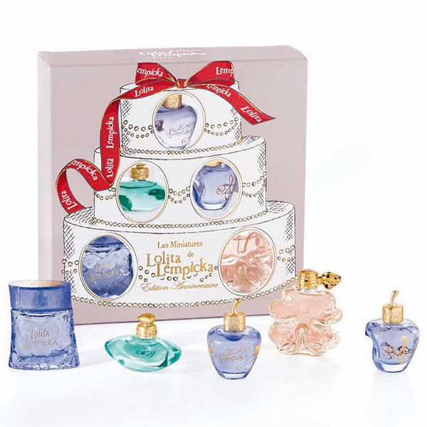 Lolita Lempicka 5-Piece Gift Set for Women & Men