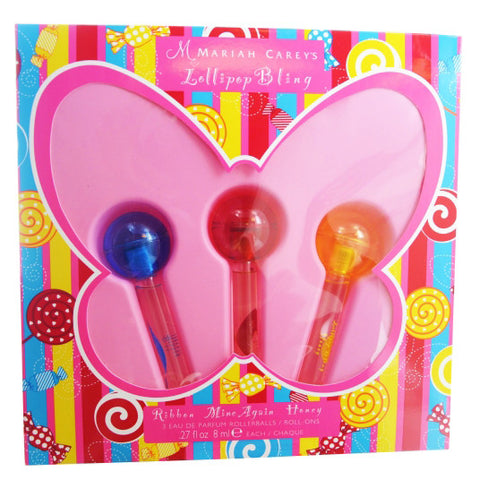 Mariah Carey Lollipop Bling 3 Piece Collection Gift Set