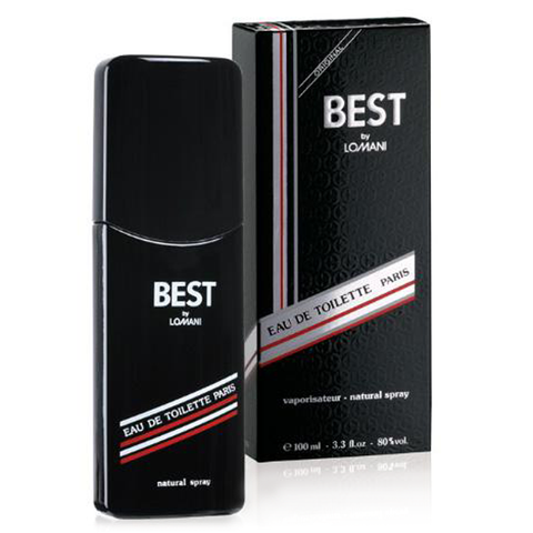 Best by Lomani 100ml EDT for Men