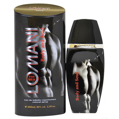 Body And Soul by Lomani 100ml EDT for Men