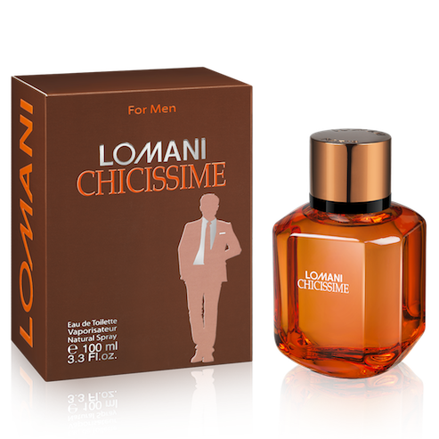 Chicissime by Lomani Paris 100ml EDT for Men