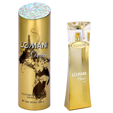 Desire by Lomani 100ml EDP for Women